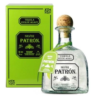 Patron Silver Tequila cl70...