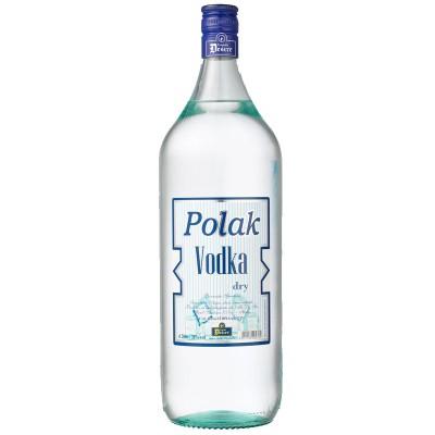 Polak Vodka Liscia 2Litri