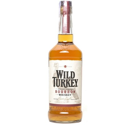 Whisky Wild Turkey Kentucky Straight Bourbon cl70