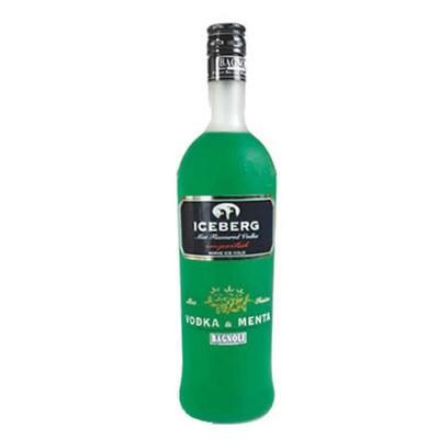 Vodka Iceberg Menta 1Litro