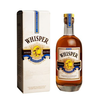 Rum Whisper Antigua Gold...