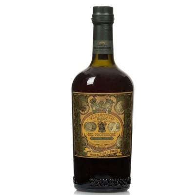 Vermouth Del Professore Rosso cl75