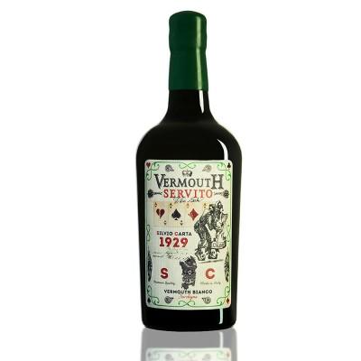 Vermouth Silvio Carta Vermouth Servito Bianco cl75